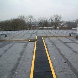 Dach Gehwegplatten Etanco Walk