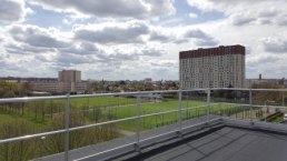 Dachgeländer TOPFIX auf Betondecke