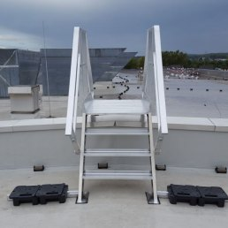 Dachüberstieg Ikea Saarlouis